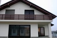 Spoločnosť Eurodreveník s.r.o realizácia rodinný dom Kežmarok